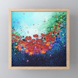 Lifting Framed Mini Art Print