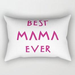 Mother's Day T-Shirt Rectangular Pillow