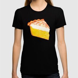 Lemon Meringue Pie Pattern T-shirt