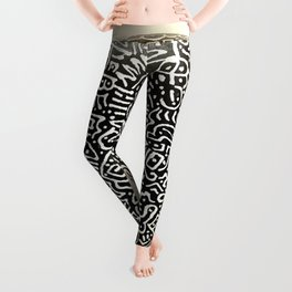 Garabato Leggings