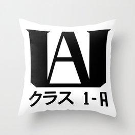 U.A. High (My Hero Academia) Throw Pillow