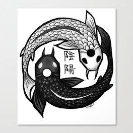 Balance Design Canvas Print