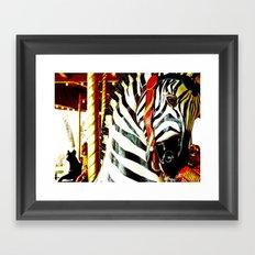 Carousel 3 Framed Art Print
