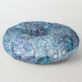 Infinity Bubbles 2 Floor Pillow