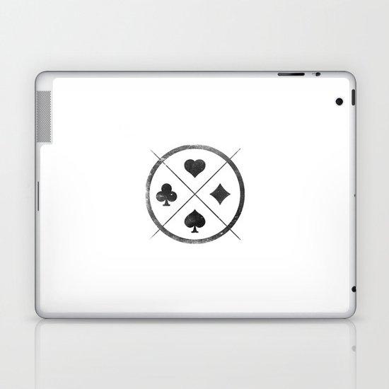 Wild Card Laptop & iPad Skin