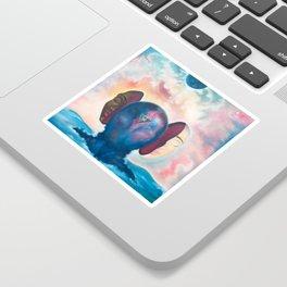 A Soul is Born Sticker