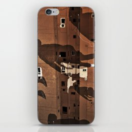 Cairo Ghosts iPhone Skin