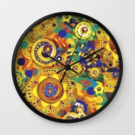 Pra Oxum Wall Clock