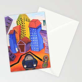 Don't Forget the Wash Stationery Cards