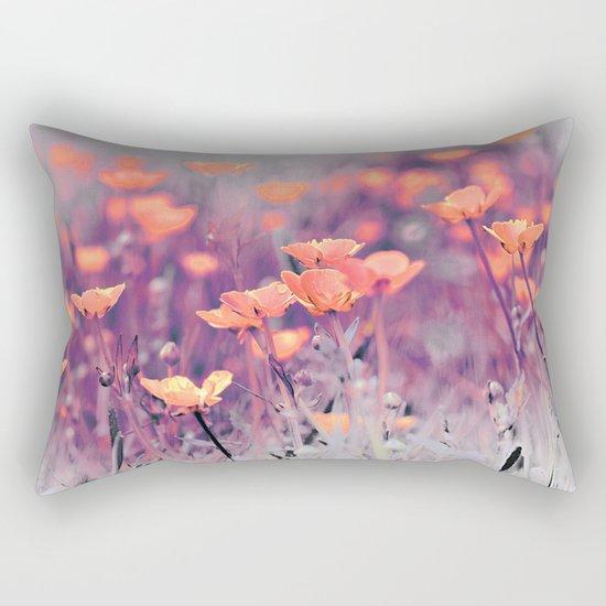 Summer Meadow. Rectangular Pillow