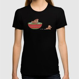 Gingerbread Jaws T-shirt