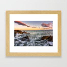 40 Foot Ireland (RR 261) Framed Art Print