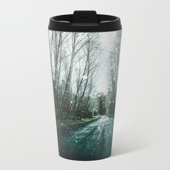 Find Yourself Metal Travel Mug