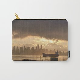 Stormy Harbour Carry-All Pouch