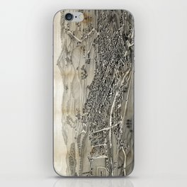 Camden - New York - 1885 iPhone Skin