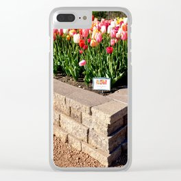 Muscogee (Creek) Nation - Honor Heights Park Azalea Festival, No. 12 of 12 Clear iPhone Case