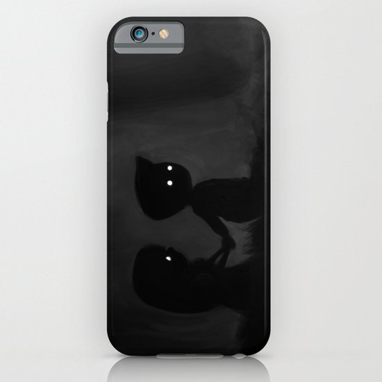 Overlooking Chaos iPhone & iPod Case