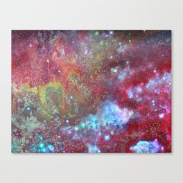 Galaxy xe Canvas Print