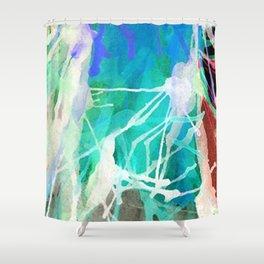 Kaos Art Shower Curtain