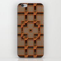 classy iPhone & iPod Skins featuring Classy by Lyle Hatch