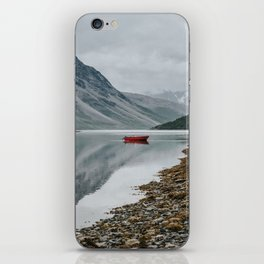 Norway I - Landscape and Nature Photography iPhone Skin