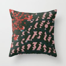 New Sacred 43 (2014) Throw Pillow