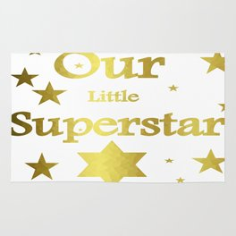 Superstar Glam Rug
