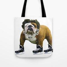 Flow Dog Tote Bag