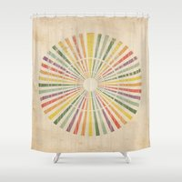 equality Shower Curtains featuring Equality for All by Tammy Kushnir