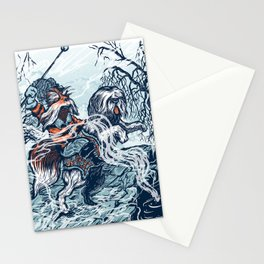 Sir Didymus Stationery Cards