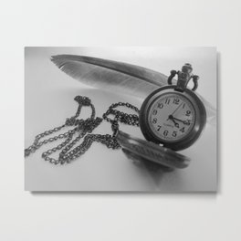 Bringer of the Time  Metal Print