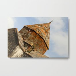Between Alfa and Omega Metal Print