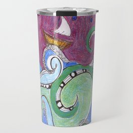 The Little Boat that Could Travel Mug