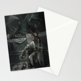 Laurence, the First Vicar Stationery Cards