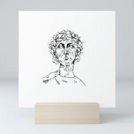 Sculpture series - 1b Mini Art Print