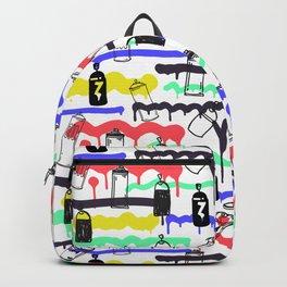 Graffiti illustration 03 Backpack