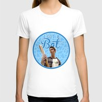 stiles stilinski T-shirts featuring Stiles Stilinski - Bat by JulietteGD