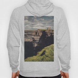Irish Sea Cliffs Hoody