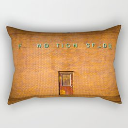 Floating Door Rectangular Pillow