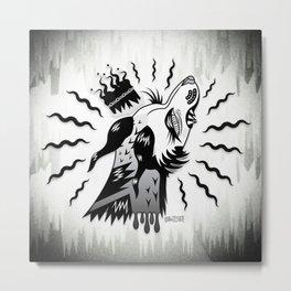 Queendom Metal Print