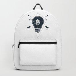 Idea. Geometric Style Backpack