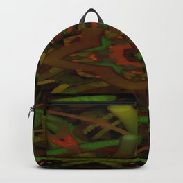Hallucinogenic Knockwurst 6 Backpack