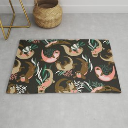 Otter Collection - Charcoal Rug