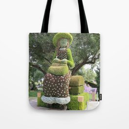 Anne of Green Gables Floral Tote Bag