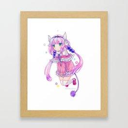 Kanna Framed Art Print