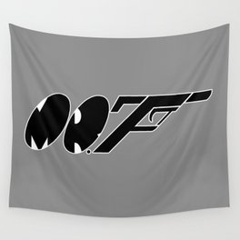 Mr. F (b) Wall Tapestry