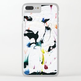 Soul's Ascension Clear iPhone Case