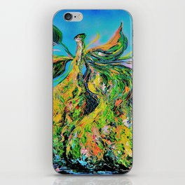 Abstract Pears iPhone Skin