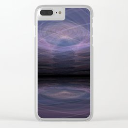 Natural Agreement Clear iPhone Case