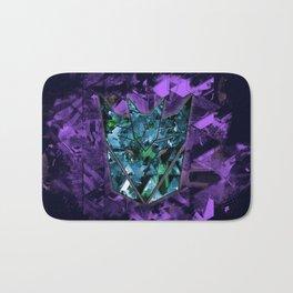 Decepticons Abstractness - Transformers Bath Mat